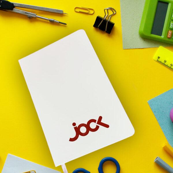 carnet de notes jock